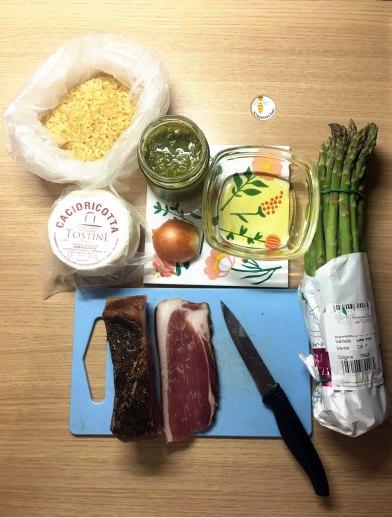 ingredienti risotto